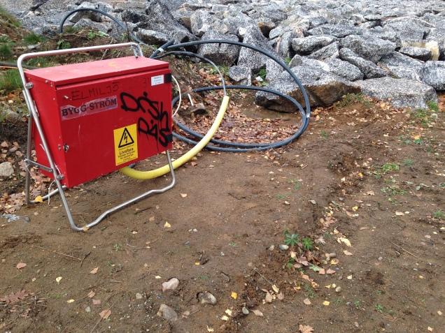 Construction power box
