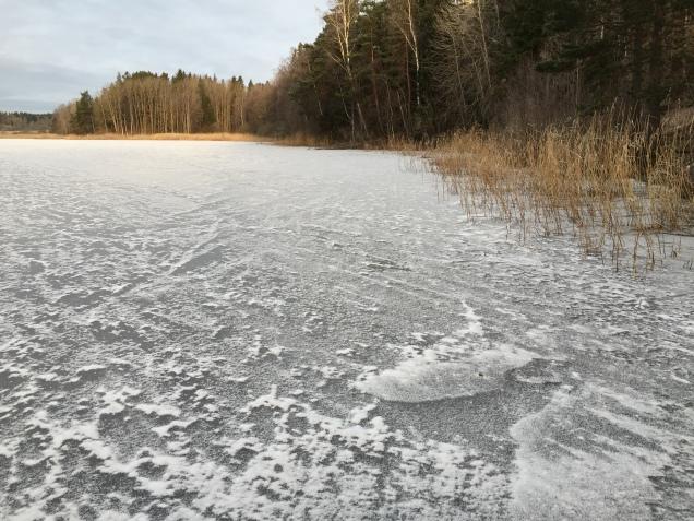 Solbergasjön