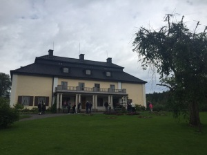 ...and the home of another famous author, Selma Lagerlöf.